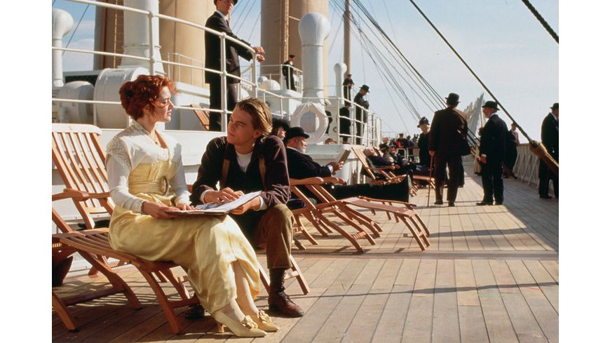 Titanic 2 DVDs