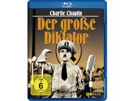 Charlie Chaplin Der grosse Diktator