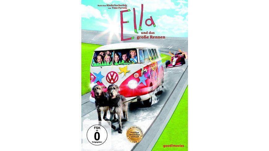 Ella und das grosse Rennen