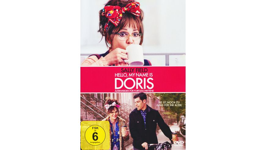 Hello my name is Doris Aelterwerden fuer Fortgeschrittene