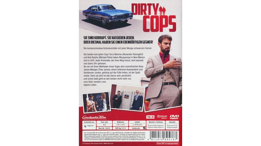 Dirty Cops War On Everyone