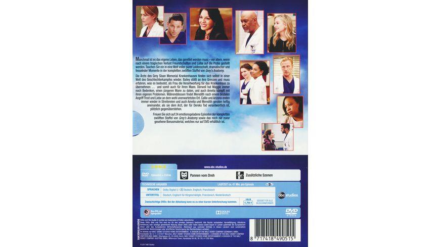 Grey s Anatomy Staffel 12 6 DVDs