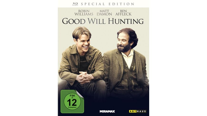 Good Will Hunting SE