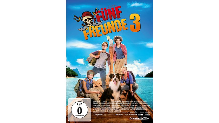 Fuenf Freunde 3