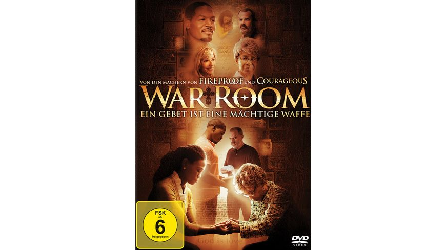 War Room inkl Digital HD Utraviolet