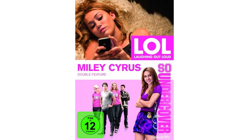 LOL So Undercover LE 2 DVDs