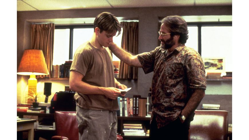 Good Will Hunting Remastered
