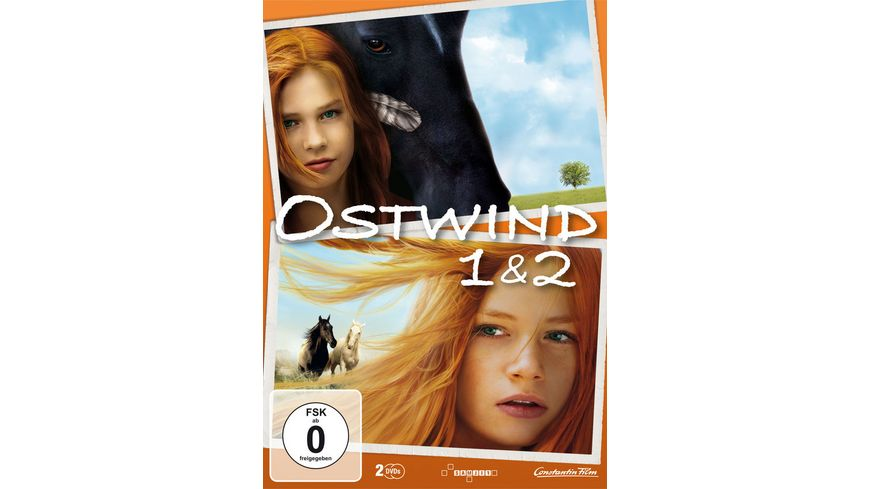 Ostwind 1 2 LE 2 DVDs