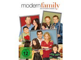 Modern Family Season 1 4 DVDs
