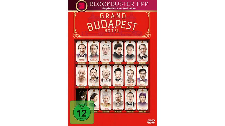 Grand Budapest Hotel Online Bestellen Müller