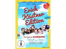 Erich Kaestner Edition Restaurierte Fassung 3 DVDs