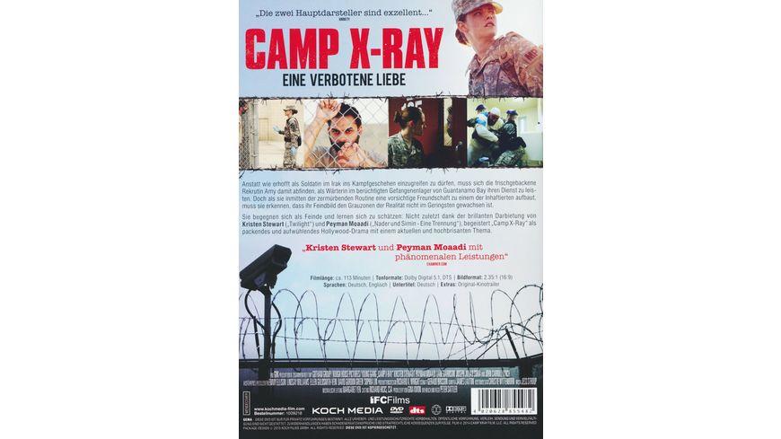 Camp X Ray Eine verbotene Liebe
