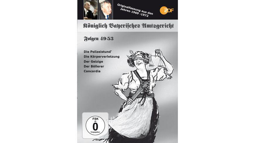 Koeniglich Bayerisches Amtsgericht Folgen 49 53