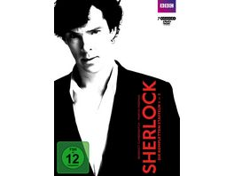 Sherlock Staffel 1 3 7 DVDs