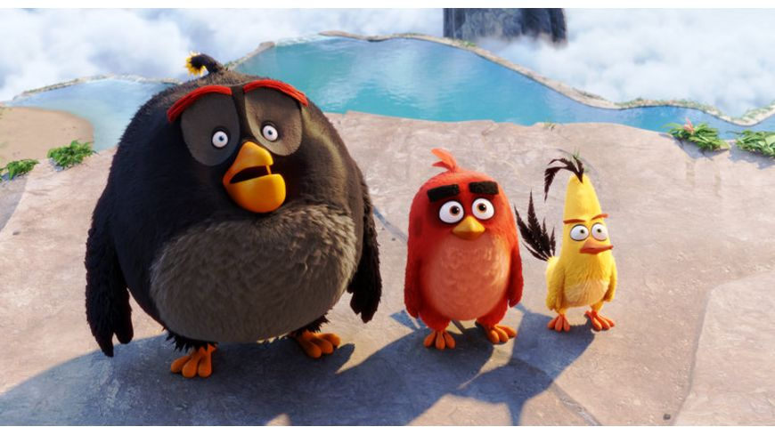 Angry Birds Der Film Steelbook