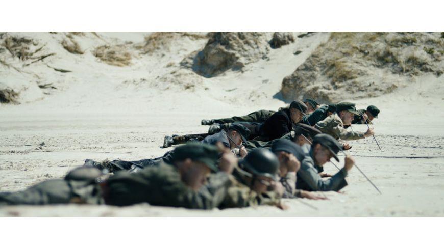 Unter dem Sand Das Versprechen der Freiheit