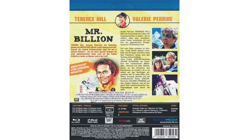 Mr Billion