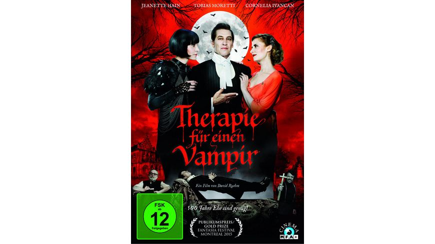 Therapie fuer einen Vampir