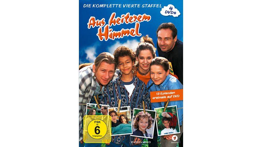 Aus heiterem Himmel Staffel 4 4 DVDs