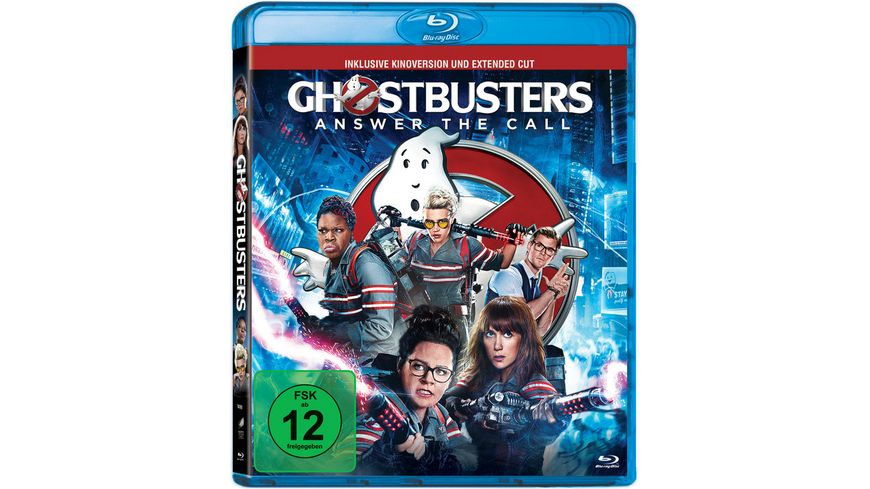 Ghostbusters Answer The Call 2 BRs