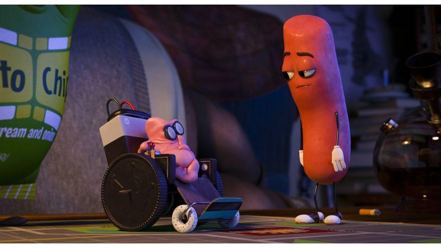 Sausage Party Es geht um die Wurst