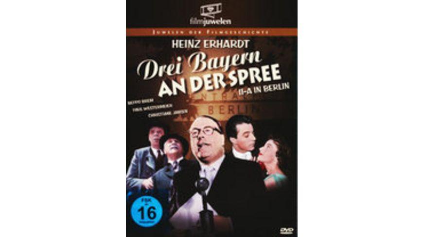 Drei Bayern an der Spree II A in Berlin 3 Bayern in Berlin