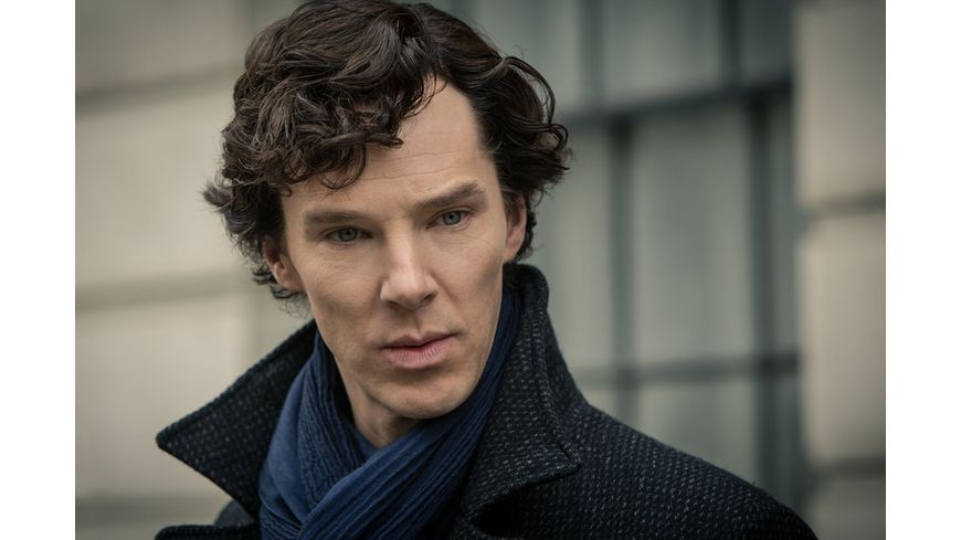 Sherlock Staffel 3 2 DVDs