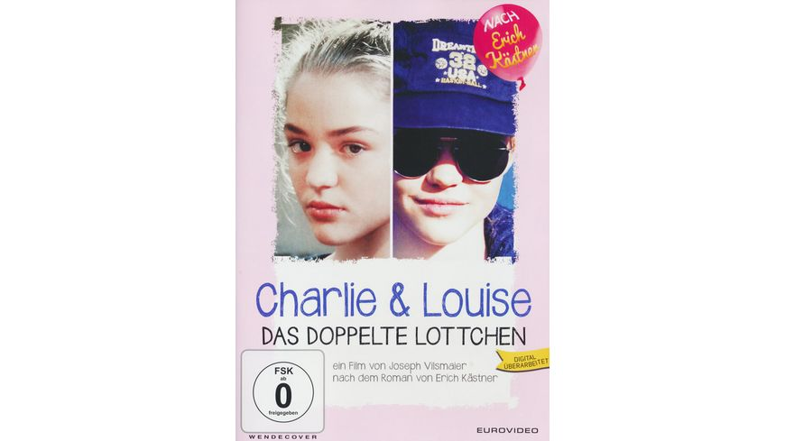 Charlie Louise Remastered