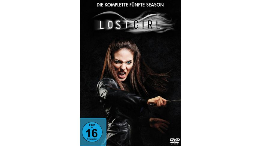 Lost Girl Season 5 4 DVDs