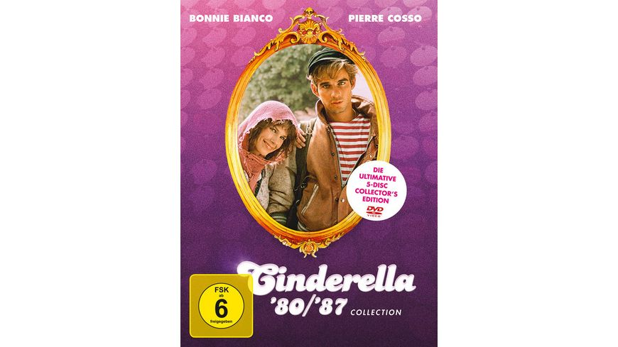 Cinderella 80 87 Collection CE 5 DVDs