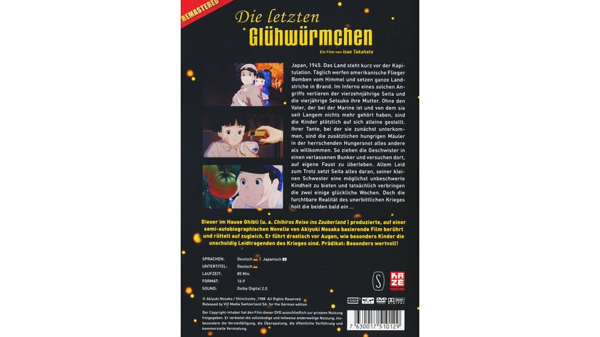 Die letzten Gluehwuermchen New Edition