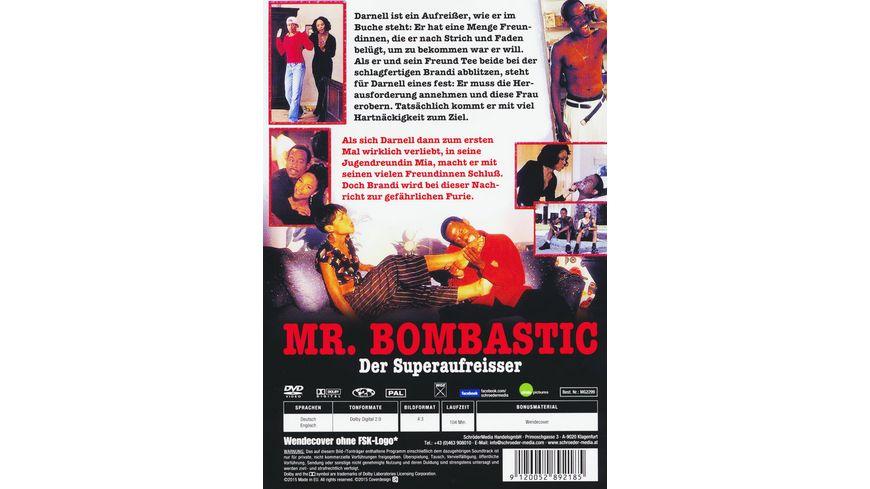 Mr Bombastic Der Superaufreisser