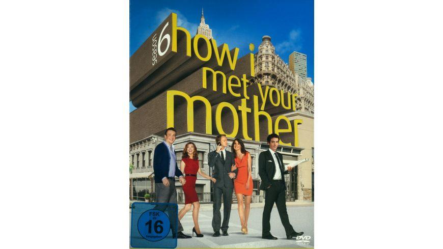 How I met your mother Season 6 3 DVDs