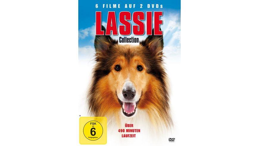 Lassie Collection 2 DVDs