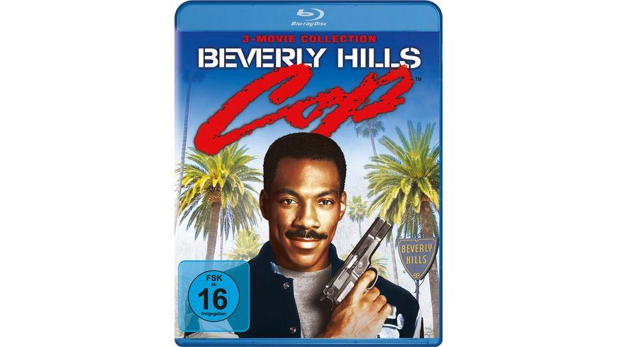 Beverly Hills Cop 1 3 Box 3 BRs