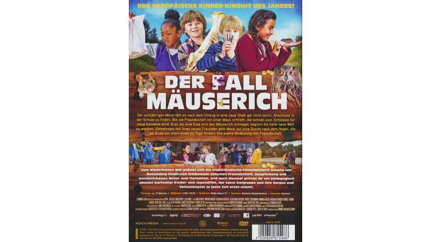 Der Fall Maeuserich