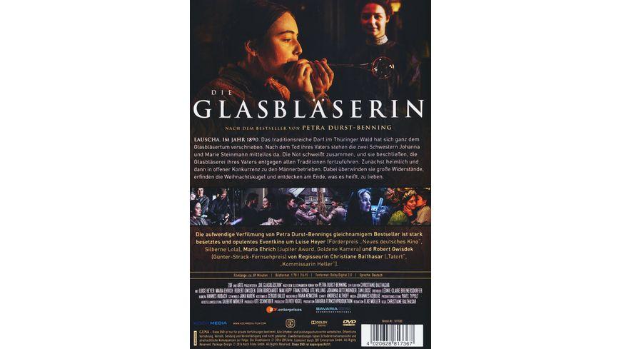 Die Glasblaeserin