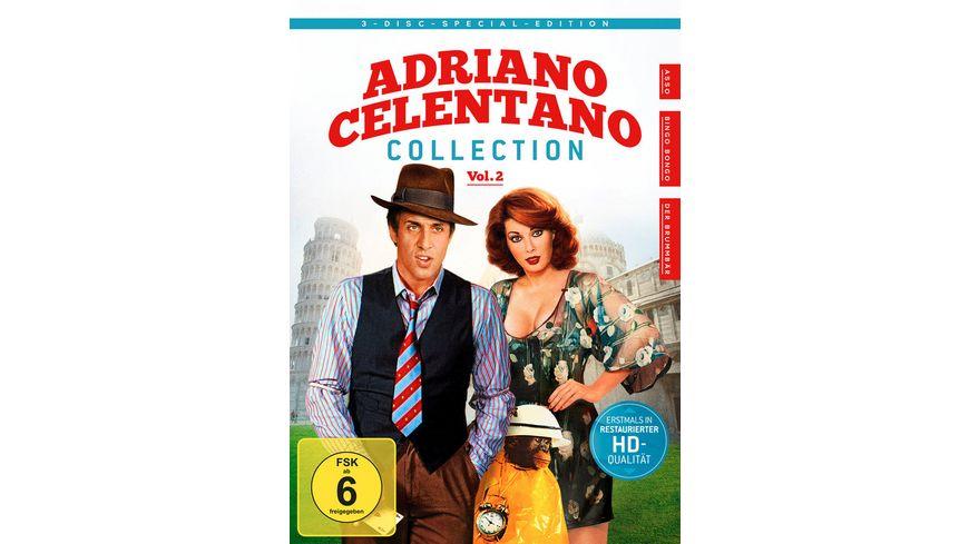 Adriano Celentano Collection Vol 2 SE 3 DVDs