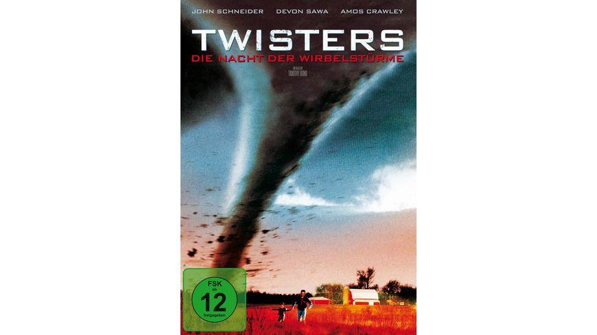 Twisters Die Nacht der Wirbelstuerme