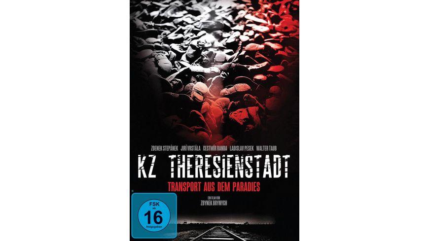KZ Theresienstadt Transport aus dem Paradies LE