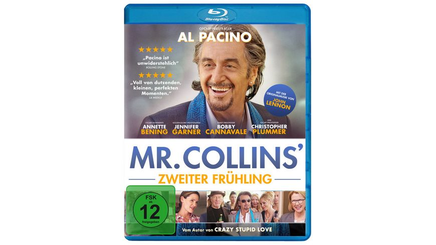 Mr Collins zweiter Fruehling
