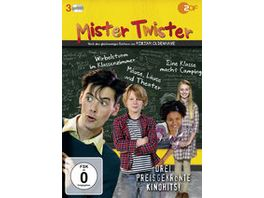 Mister Twister Komplettbox 3 DVDs