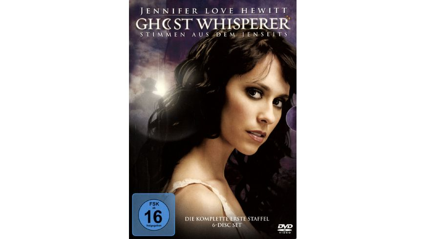 Ghost Whisperer Season 1 6 DVDs