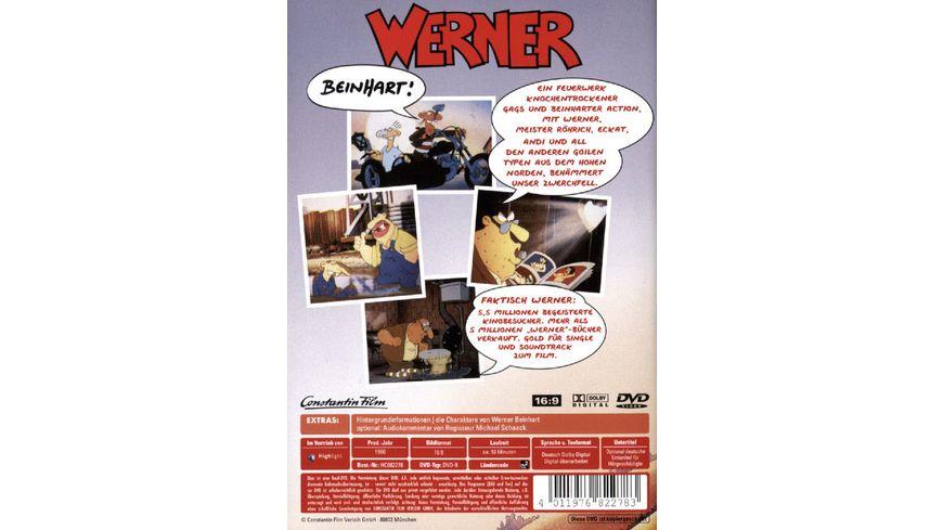 Werner 1 Beinhart
