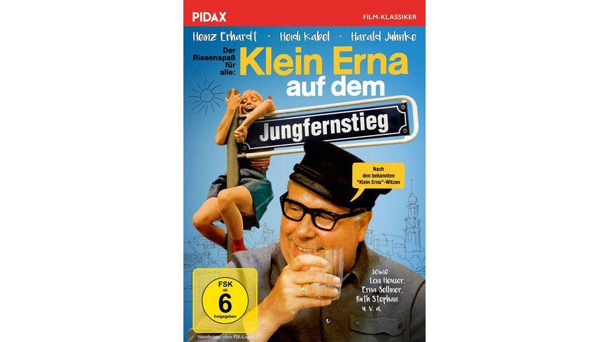 Klein Erna auf dem Jungfernstieg Pidax Film Klassiker