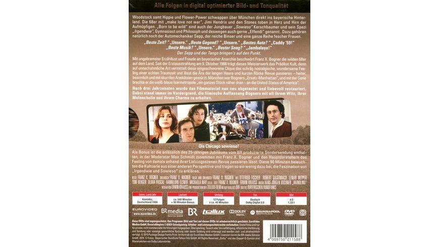 Irgendwie und sowieso 4 DVDs