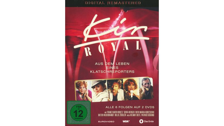 Kir Roya 30 Jahre Jubilaeums Edition 2 DVDs