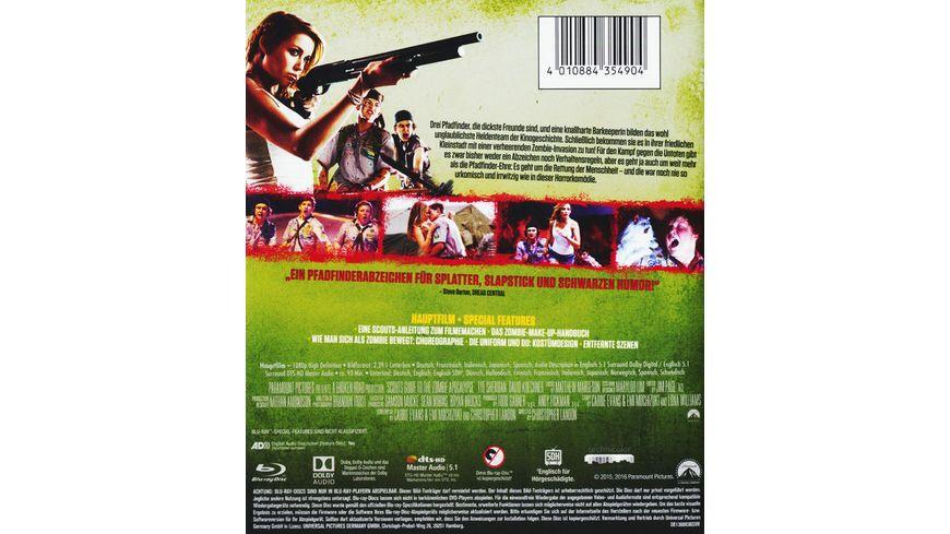 Scouts vs Zombies Handbuch zur Zombie Apokalypse