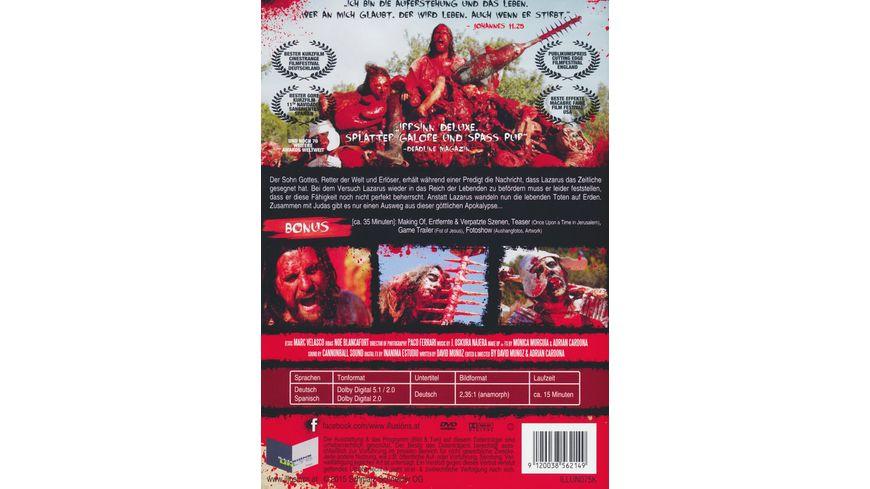 Fist of Jesus Kurzfilm Uncut