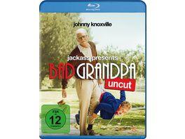 Jackass Bad Grandpa Uncut